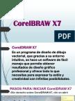 Trabajo Manual de Coreldraw x7