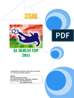 Futsal cup cup.doc