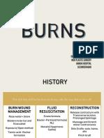 BURNS General