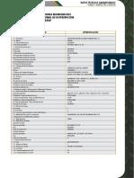 Monofásicos de Distribución Autoprotegidos Clase 15kV y 25kV TAP 2(1)