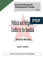 Conflict in the Sandžak