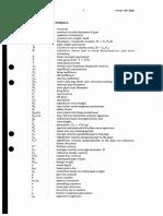 Lists of Symbol