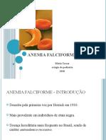 Anemia Falciforme Aula Ppd