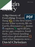 David Christian - Origin Story_ a Big History of Everything