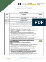 #XVISAEL UNSAM Programa Preliminar
