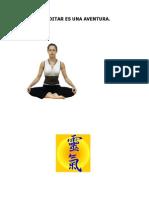 Meditar Es Una Aventura