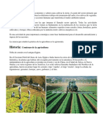 Agricultura, Cardamo
