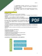 Tema 1. Análisis de Datos