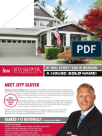 Jeff Glover Brochure