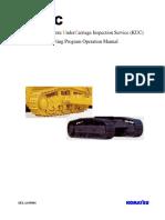 A-KUC-1 Program Operation Manual Revision 19250 22247