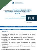 Sesion 1 Tarifas Subsidios en El Sector Energético