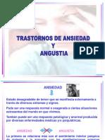Angustia y Ansiedad