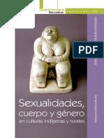 Sexualidades Cuerpo y Genero en Culturas Indgenas