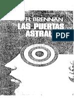 Brennan J H - Las Puertas Astrales (Scan).pdf