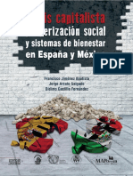Crisis Capitalista, Pauperización Social y Sistemas de Bienestar