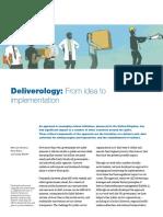 Canada Deliverology 2016