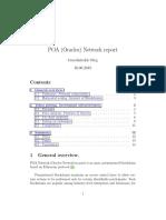 POA Network Report