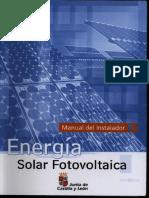 Energía Solar Fotovoltaica, Manual del Instalador.pdf