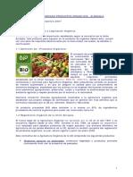 Mercado Para Productos Organicos en Alemania