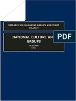 [Research on Managing Groups and Teams v. 9] YA-RU CHEN - National Culture and Groups, Volume 9 (2006, Emerald Group Publishing Limited) (1)