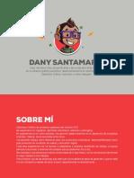 PORTAFOLIO 2018 - DANY SANTAMARIA