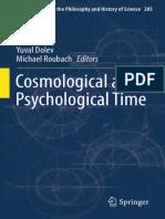 Dolev & Roubach (Eds.)-Cosmological and Psychological Time-Springer International Publishing (2016)