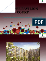 Jaypee Pavilion Court in Sector 128 Noida