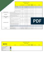 Planejamento - Programação Semanal SGI - 09.07 à 15.07