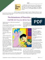 Classic Literature Pinocchio