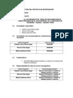 Estructura Del Proyecto de Investigación (1)