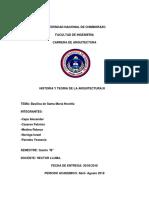 Informe Santa Maria Novella