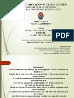 Diapositivas Investigacion III
