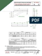 Emd 02.016 - Suporte Horizontal Para Rdc