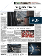 The New York Times International - 20-02-2018