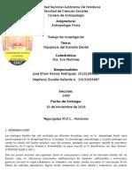 Hipoplasia Del Esmalte (FINAL)