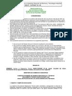 COPANIT 24-99 Aguas Residuales Tratadas