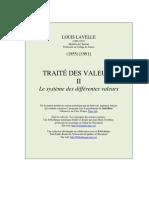 Louis Lavelle - Traite Des Valeurs V II.pdf