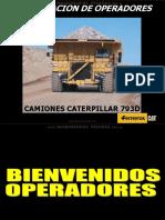 Curso Capacitacion Operacion Camion Minero 793d Caterpillar Operadores