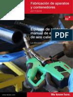 Leister Plastic-Welding BR Plastic-Fabrication ES