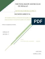 DETERMINACION DE LA DEMANDA BIOQUIMICA DE OXIGENO Y DQO.docx