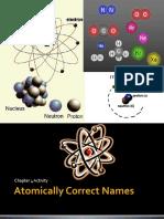 Atomically Correct Names