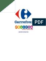 Raport de Practica Carrefour