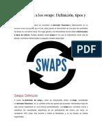 Introducción a Los Swaps
