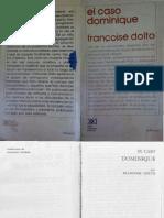 El caso Dominique - Françoise Dolto..pdf