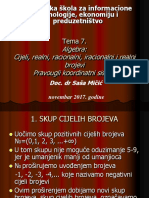 07. Predavanje Kratak Uvod u Savremenu Algebru (2)