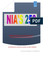Monografia Nia 250