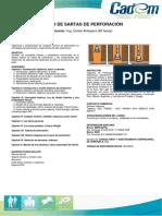 Diseño de Sarta de Perforación