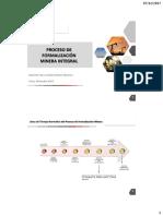 Ppt - Proceso de Formalización Minera Integral y Ds 018 Una Puno