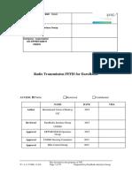 Radio Transmission Fffis for Euroradio v13.0.0