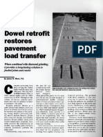 Dowel Retrofit Restores Rp335p